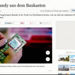 Fab Lab Fabrica - Flensburger Tageblatt