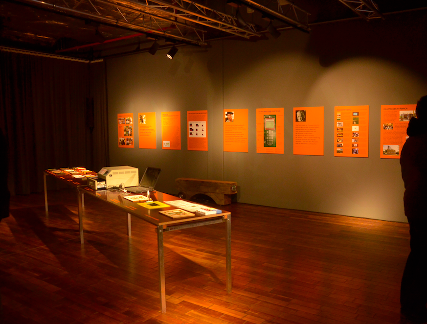 Fabrica DIY-Cellphone Ausstellung m designxport Hafencity