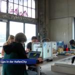 hamburg1 Bericht über das Fab Lab Fabulous St Pauli