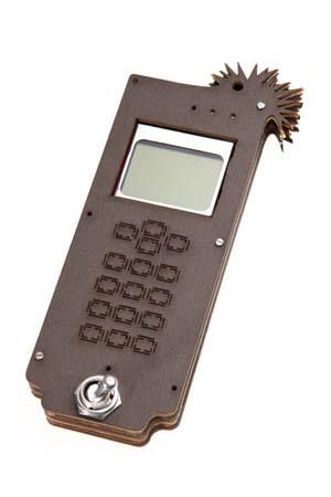 "Das DIY Phone, Modell ""Park Fiction""."