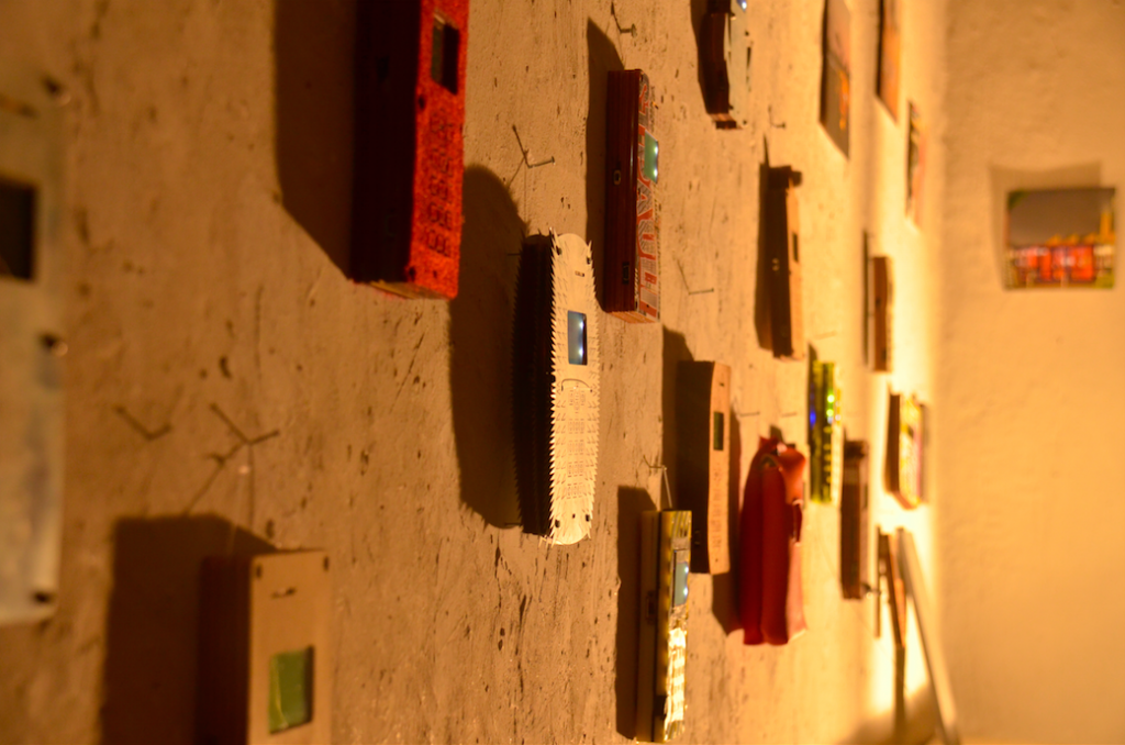 mehr DIY Telefone an der Wand