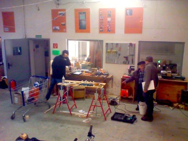 Holzdesign im Fab Lab