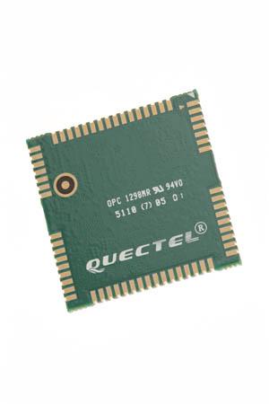 GSM-Chip, Vorderseite.