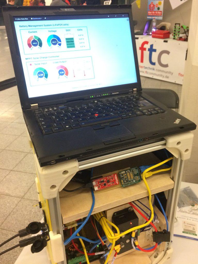 LibreSolar Monitor