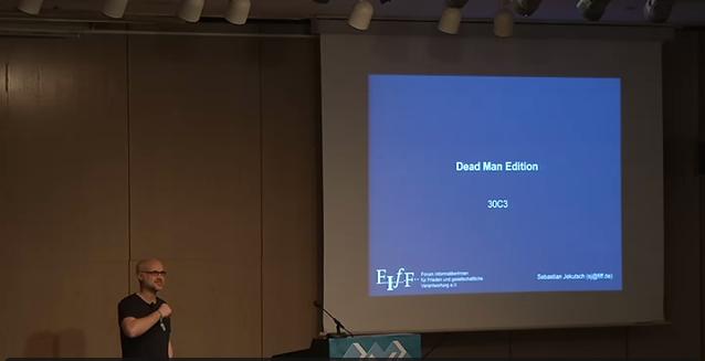 Sebastian Jekutsch - Auf dem Weg zu fairer Elektronik am Beispiel der Elkos [The way to fair electronics, by example of capacitors]