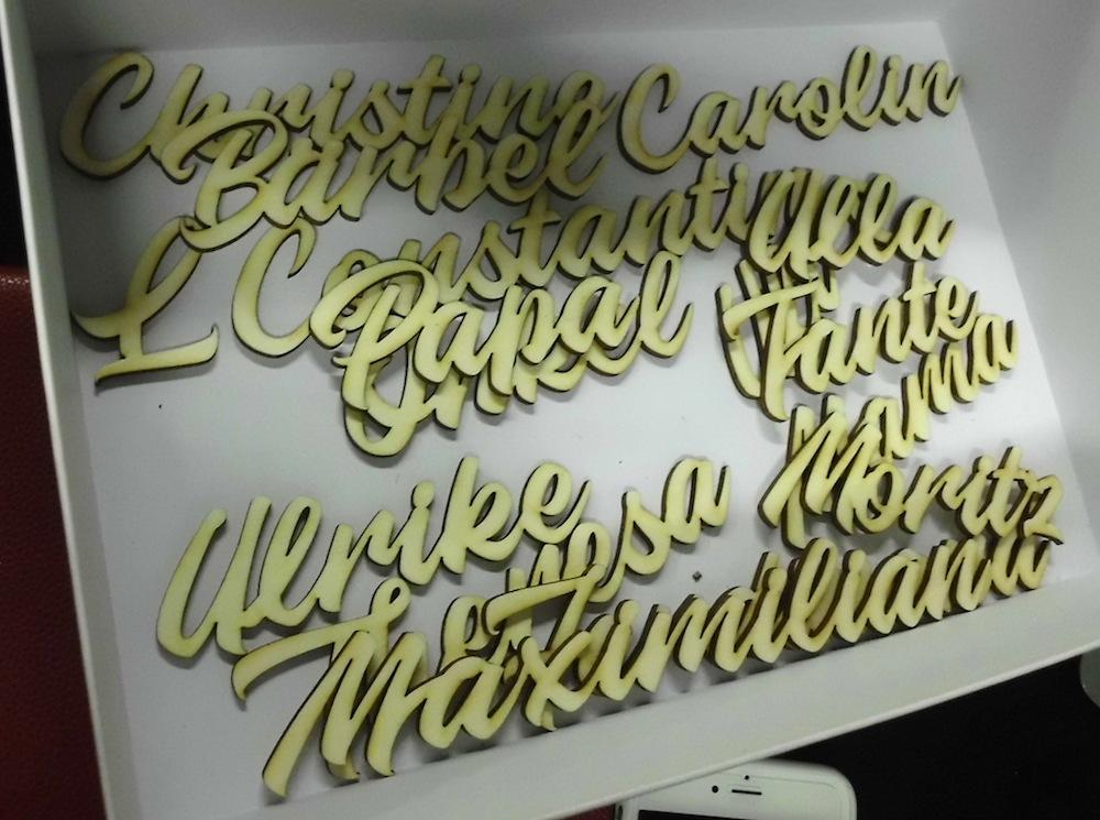 Lasergeschnittenes 1