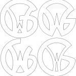 Vier Vektorgrafiken